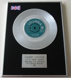 CHUBBY CHECKER - LET'S TWIST AGAIN PLATINUM Single Presentation DISC